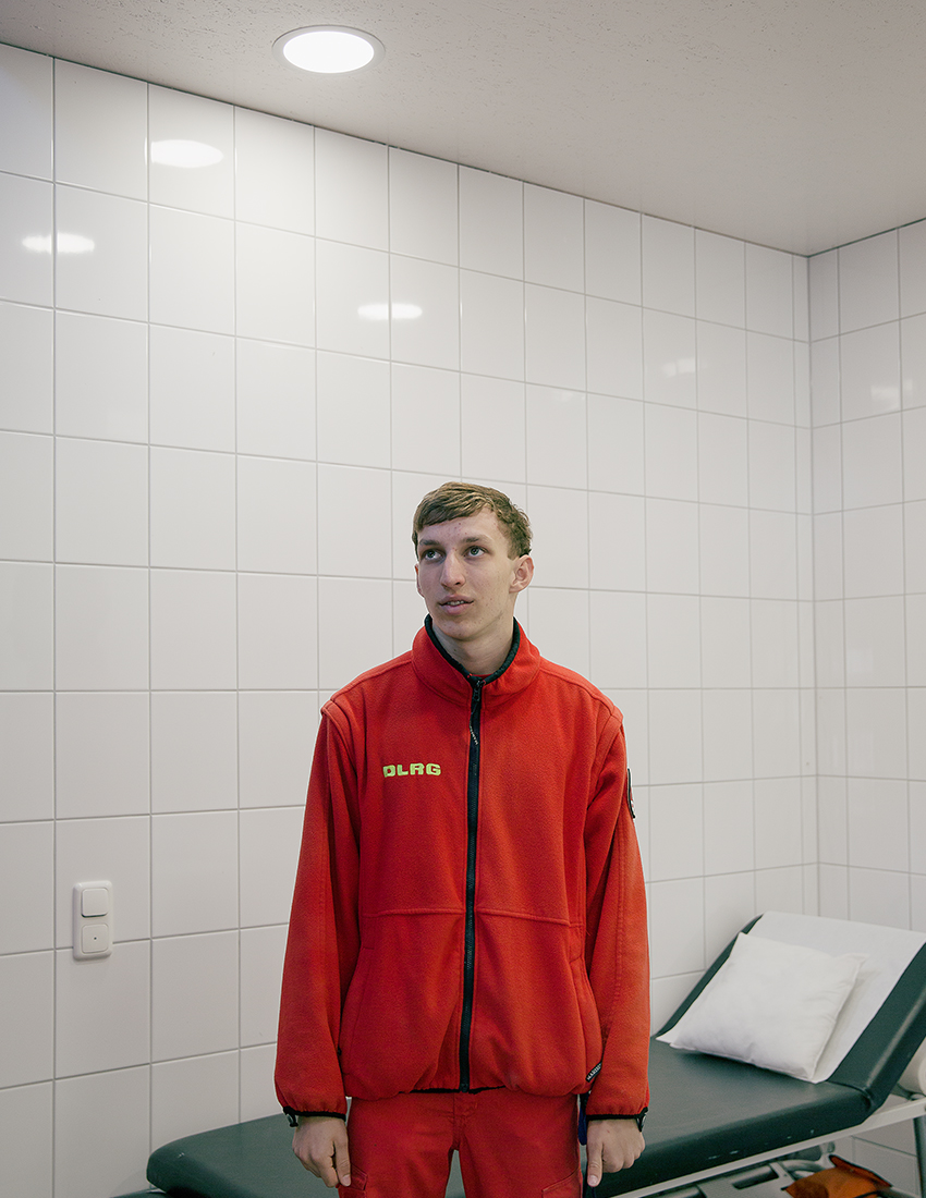 "Marzena Skubatz Photography DLRG Life Guards ""Berliner Aspekte"""
